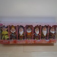 DISNEY SEVEN DWARFS FIGURINE SET-NEW