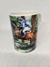 Vintage Dunoon Horses by Roger Heaton Stoneware Mug 11 X 8cm