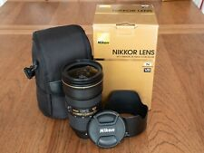 Nikon AF-S NIKKOR 24-70MM F/2.8E ED VR Lens, Excellent Cond, One Owner, US Model