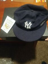 BABE RUTH embroidered autograph Yankees Baseball Cap