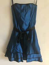 Homecoming, Formal, Evening Strapless Dress - Size 13/14