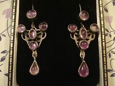 Amethyst Silver Other Reproduction Vintage Jewellery