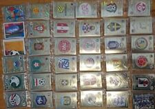 Panini  Russia World Cup 18 Full complete loose set and empty album.