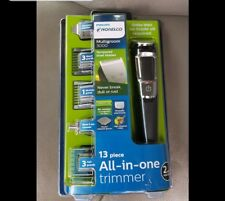 Philips Norelco Trimmer Electric Men Razor Face Head Nose Hair Beard Shaver New
