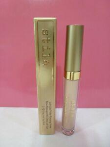 Stila Lush Lips Water Plumping Primer 0.10 fl oz./ 3 ml. Full size New in Box