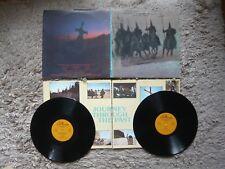 Neil Young Journey Through The Past Soundtrack Vinyl UK 1972 Reprise Double LP