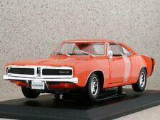 1969 Dodge Charger R-t Negro 1 18 Maisto 31387