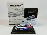 1:64 Kyosho McLaren Minicar Racing Collection F1 GTR LM 1996 Team BMW FINA #39