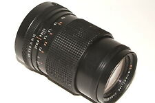Carl Zeiss Jena f3.5 135mm M42 fit prime lens