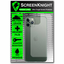 ScreenKnight Apple iPhone 11 Pro Back SCREEN PROTECTOR Military Shield