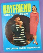 Boyfriend Book 1966 - Beatles, Rolling Stones, Elvis, Roger Moore etc.