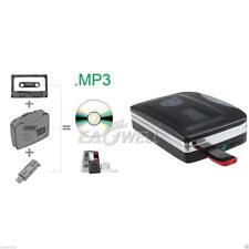 Tape to PC USB Cassette WAV MP3 CD Converter Capture Digital Audio Music Player