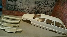 93-96 Cadillac Fleetwood Brougham CUSTOM WAGON Resin kit lowrider