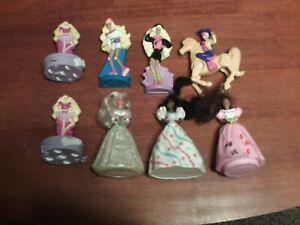 McDonalds Barbie Figures Lot of 8