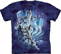 Find 10 Wolves Wolf T Shirt Child Unisex The Mountain