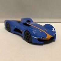 Majorette Blue Alpine Vision Gran Turismo 1:64 Scale Diecast Toy Car Model