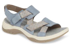 Bionica Nahla Chambray Water Friendly Sandal Women's sizes 6-11/NEW!!