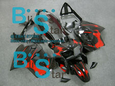 Pattern Red Fairing VFR800 Kit Fit HONDA VFR 800 1999 2000 1998-2001 11 A6