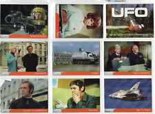 UFO - FULL BASE SET OF 54 CARDS  - UNSTOPPABLE CARDS 2016 - GERRY ANDERSON