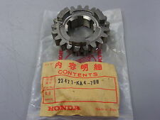 NOS Honda Gear 21T 1982 CR250 23471-KA4-700