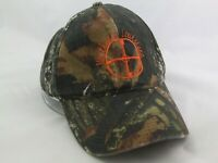 Northwest Louisiana YHEC Camo Hat Camouflage Hook Loop Baseball Cap
