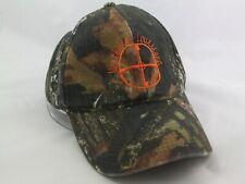 Northwest Louisiana YHEC Camo Hat Camouflage Hook Loop Baseball Cap