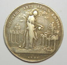 GREAT BRITAIN :1736   JERNEGAN'S CISTERN SILVER MEDAL