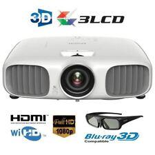 EPSON EH TW 6000 W LCD 3D Projektor Beamer Full HD / HDMI WIFI / FACHHÄNDLER