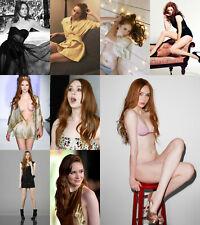 Karen Gillan - Pack of 5 Prints - 6x4 8x12 A4 - Choice of 140 Hot Sexy Photos