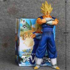 NEW Anime Dragon Ball Z DBZ Master Stars Piece MSP Vegetto PVC Figure New In Box