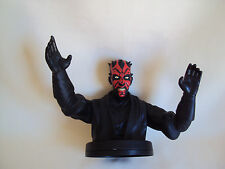 COLLECTIBLE LUCASFILM DRINK CUP LID ONLY DARTH MAUL FIGURE