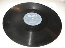 Bobbejaan Schoepen Joe-Koe-Lee-Lee / Jef En Roza 78 VG Decca 22.613
