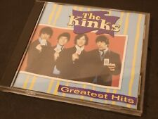The Kinks: Greatest Hits (VG++ RARE 1989 Rhino US CD)
