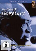 Henry Gray - The Blues of Henry Gray [Edizione: Regno Unito] - DVD D059011