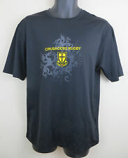 Zorrel Crusaders Rugby Union Shirt Top Tee Jersey Canada Mens Large L