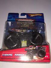Cadiac Arrest Monster Jam Truck (#1) (Hot Wheels)(2006)*