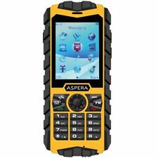 Aspera R25T Rugged Triband 3G IP68 weather-proof 400hour standby