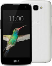 "NUEVO LG K4 8gb Blanco Android 4g LTE Wi-Fi GPS 4.5"" 5mp Cámara"