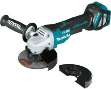 Makita Angle Grinder Cut-Off 4-1/2 - 5 in 18V Cordless Paddle Switch Tool Only