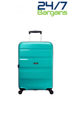 AMERICAN TOURISTER BON AIR SPINNER 55 CM, 30 LITERS, CABIN LUGGAGE - BLUE