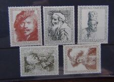 Netherlands 1956 Cultural & Social Relief Fund set LMM