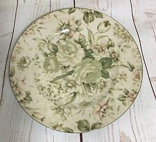 1- 222 Fifth Tapestry Floral Dinner Plate