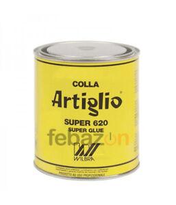 Colla adesivo Artiglio 620 per gomma, cuoio, pelle, sughero e legno da 1000 ml