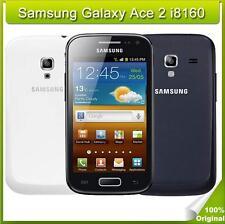 "Original Samsung Galaxy Ace 2 I8160 5.0MP 3G 4GB Unlocked Mobile Phone 3.8"""