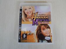 GIOCO PS3 TESTATO HANNAH MONTANA THE MOVIE