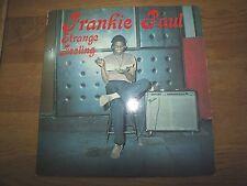 Frankie Paul  – Strange Feeling Vinyl LP                 212