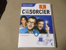 """DVD NEUF """"C'EST PAS SORCIER - SPECIAL BALEINES"""" Fred & et Jamy"""