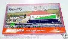 Märklin/Primex H0 4585, Wagenset 'Zirkus Sarrasani' (W2104)OVP
