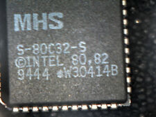 MHS S-80C32-S PLCC mikroprozessor