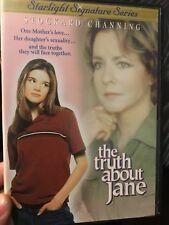 The Truth About Jane region 1 DVD (2000 Ellen Muth lesbian drama tv movie)